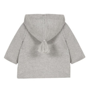 Tartine Et Chocolate-outlet-bambini-manteau-gris-chine-maille-tricotee-interieur-garda2