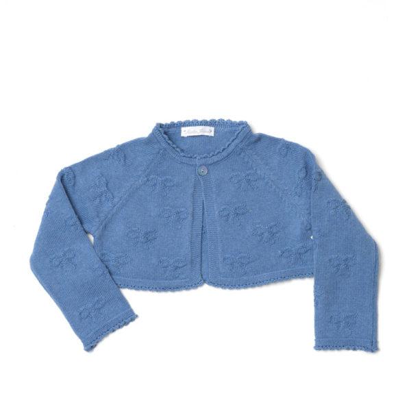 Martin-Aranda-Outlet-bambini-maglia-blu