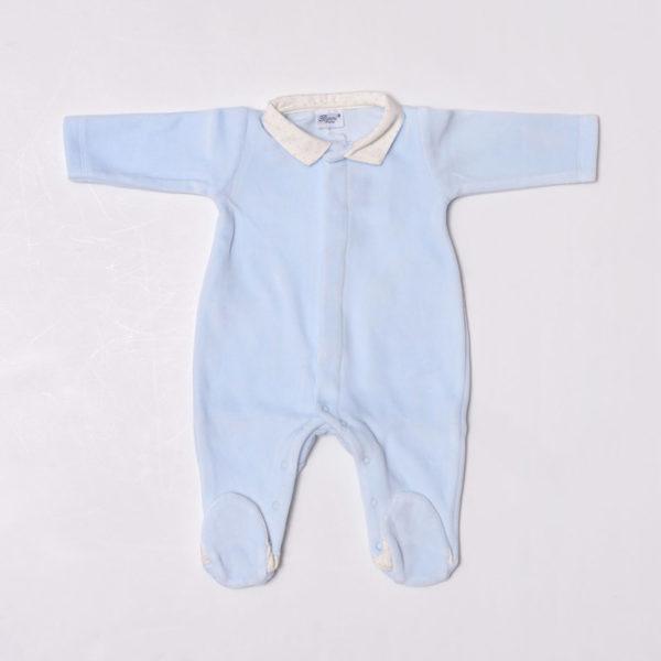 Abbigliamento-bambini-Baroni-Firenze-tutina-azzurra