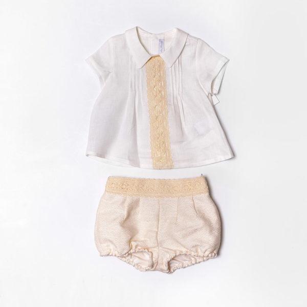 Abbigliamento-bambini-Martin-Aranda-nianco-oro