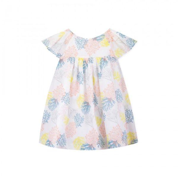Abbigliamento-bambini-online-Knot-abitino-motivo-floreale