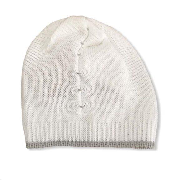 Little bear cappello per neonati con ricami