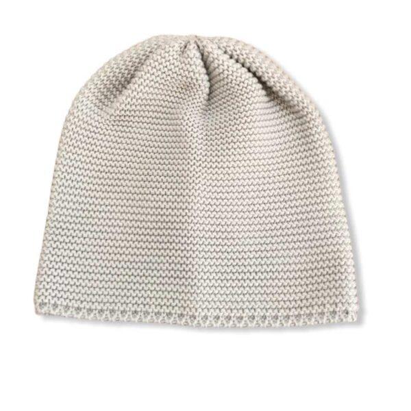 Little Bear cappello per neonati color grigio