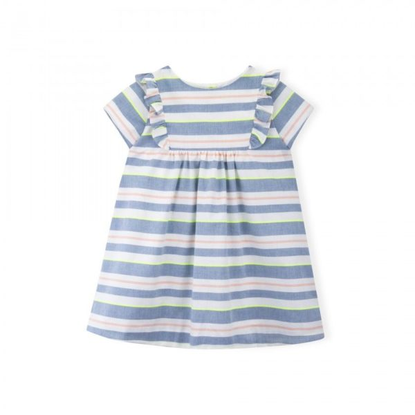 shopping-online-Knot-primavera-estate-abitino-blu-strisce-orizzontali