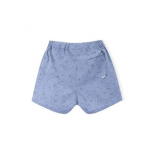 Shopping-online-Knot-primavera-estate-shorts-blu