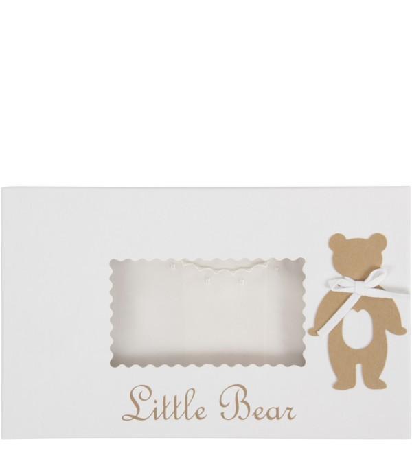 Little Bear abbigliamento online camicetta della fortuna avorio