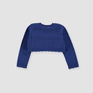 Pan Con Chocolate Abbigliamento Online Camicetta Vcoprispalla Blu