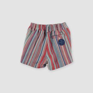 Pan Con Chocolate Abbigliamento Online Shorts A Righe