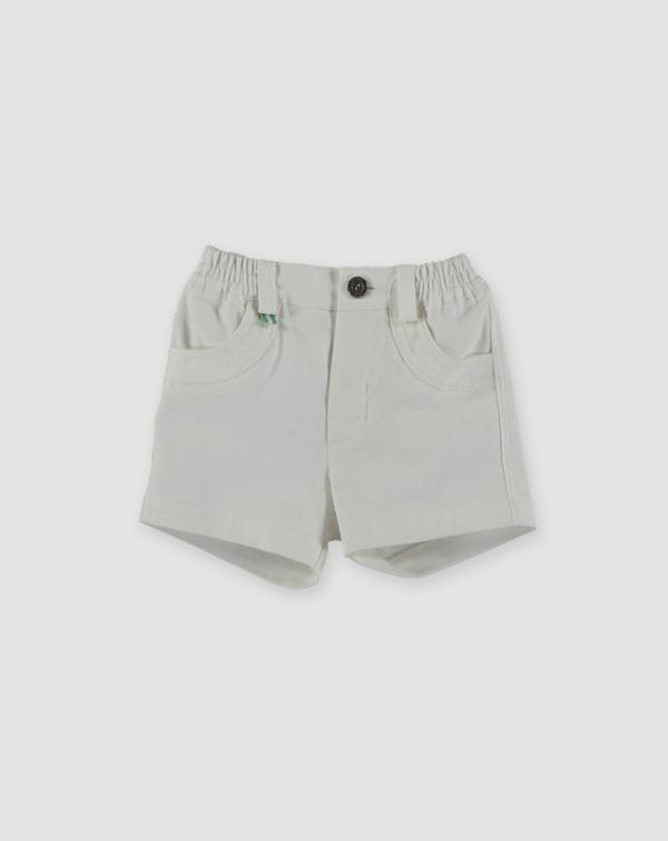 Pan con chocolate abbigliamento online shorts bianchi