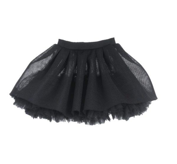 Ustabelle abbigliamento bambini online gonna nera
