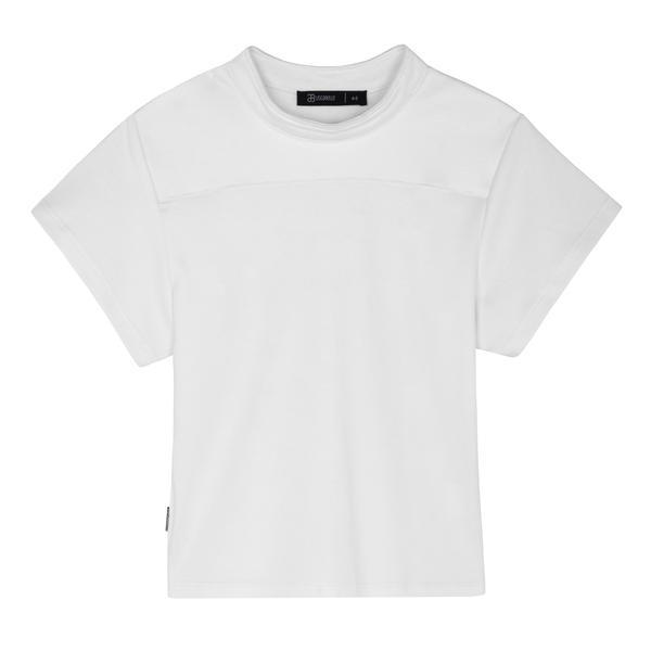 Ustabelle abbigliamento bimbi tshirt bianca