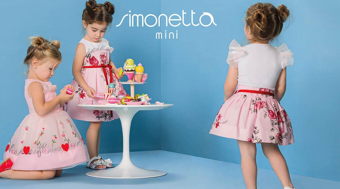 Abbigliamento Per Bambini Simonetta Vendita Nuova Collezione Online