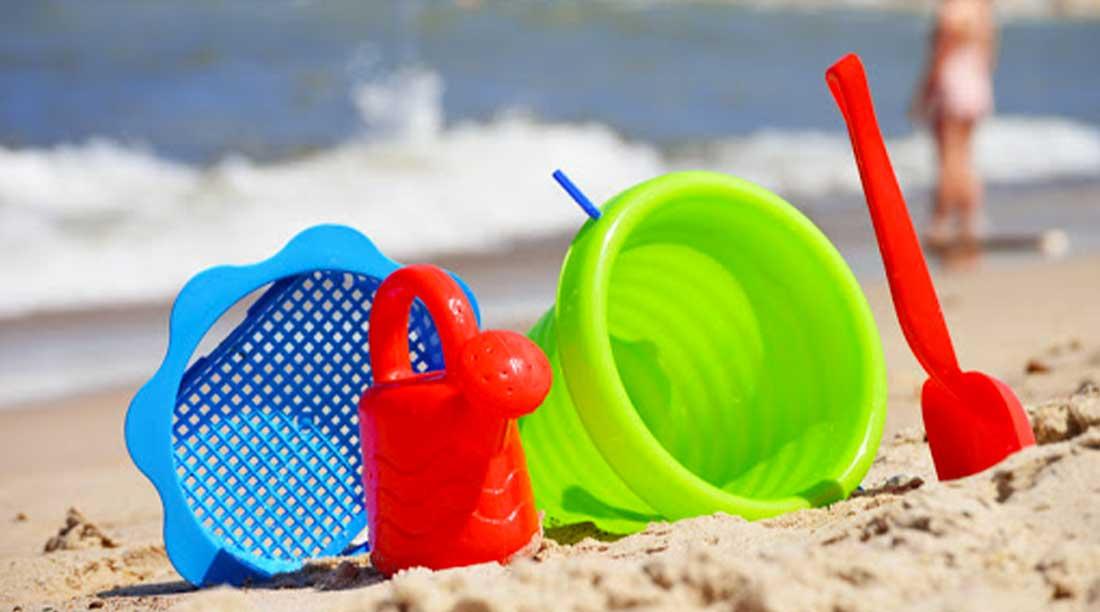 Giochi da spiaggia da fare a mare con i più piccini