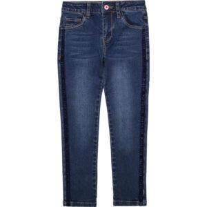 BILLIEBLUSH Jeans Con Striscia Di Velluto