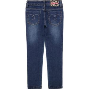 Billieblush Abbigliamento Bambina Jeans Semplici Retro