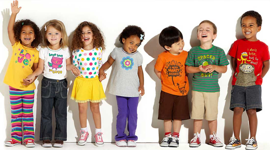 Abbigliamento Bambini Shopping Online