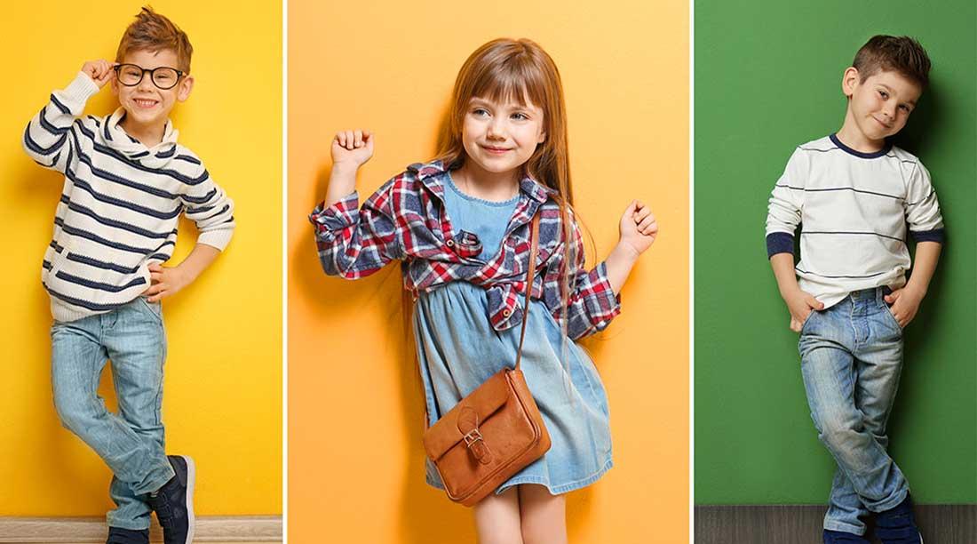 Abbigliamento bambini con stile e qualità