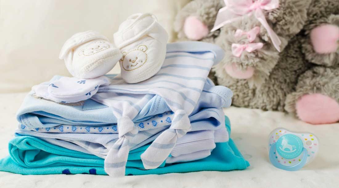 Scelta del corredino per abbigliamento neonato online