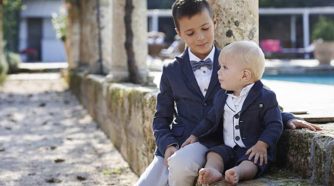 Abbigliamento E Vestiti Per Bambino Eleganti