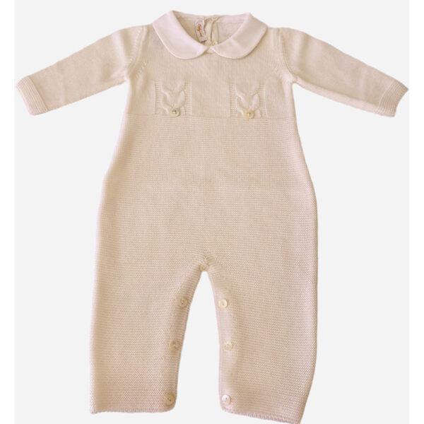 Baby Lord tutina per neonato con bottoncini