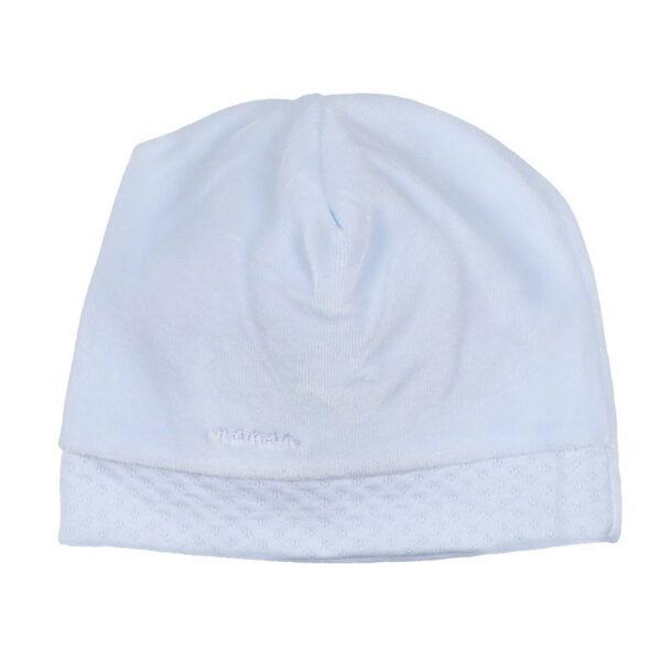 Nana cappellino azzurro per neonato