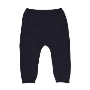 Nanan Shop Pantalone Blu Scuro Per Neonati Vista Retro