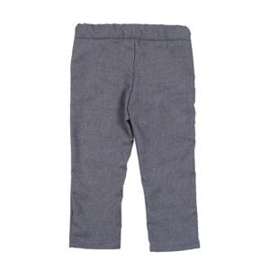 Nanan Shop Pantalone Grigio Retro