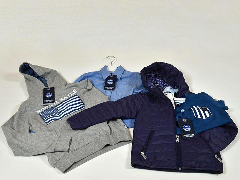 North Sails bambino vendita online