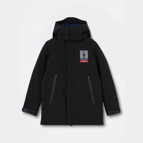 North Sails giaccone nero in collaborazione con Prada per la 36 coppa America
