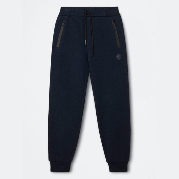 North Sails pantaloni blu in collaborazione con Prada per la 36 coppa America