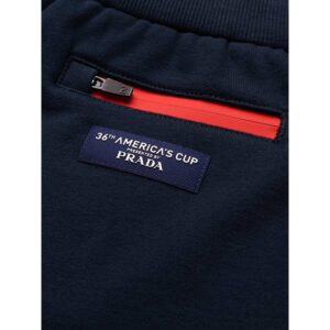 North Sails Pantaloni Blu In Collaborazione Con Prada Per La 36 Coppa America Official Partner
