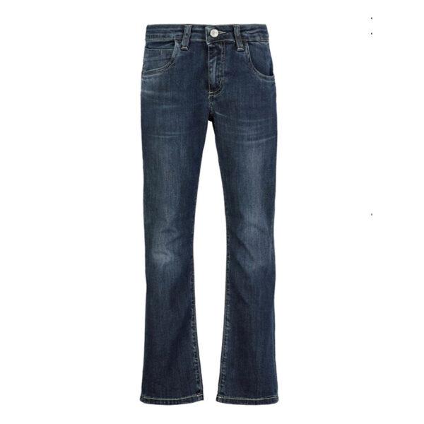 Paola Pecora jeans blu washed