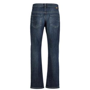 Paola Pecora Jeans Blu Washed Retro