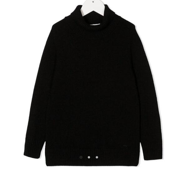 Paola Pecora maglione nero