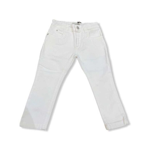 Paolo Pecora pantalone bianco