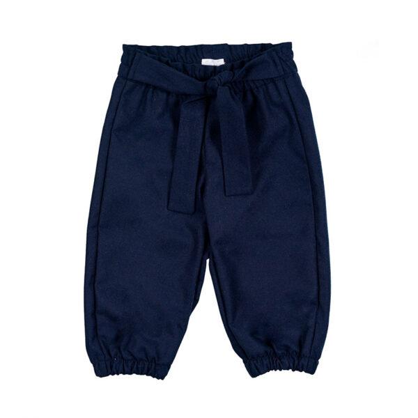 Nanan abbigliamento bambini pantaloni blu