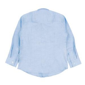 Nanan Abbigliamento Bambini Camicia Azzurra