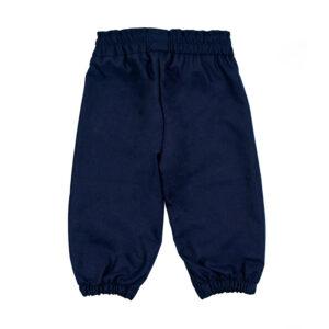 Nanan Abbigliamento Pantalone Blu