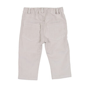Nanan Pantalone Di Velluto Beige