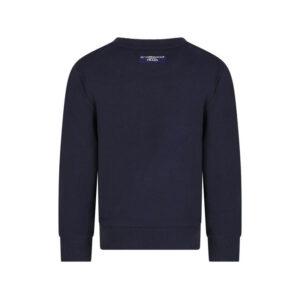 North Sails Abbigliamento Maglia Blu Elegante Semplice