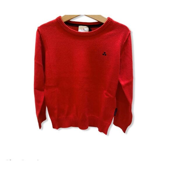Peuterey outlet maglioncino rosso donna
