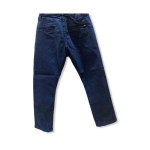 Peuterey Outlet Pantaloni Blu Retro