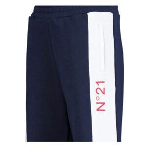 N°21 Pantaloni Tuta Dettagli Laterali