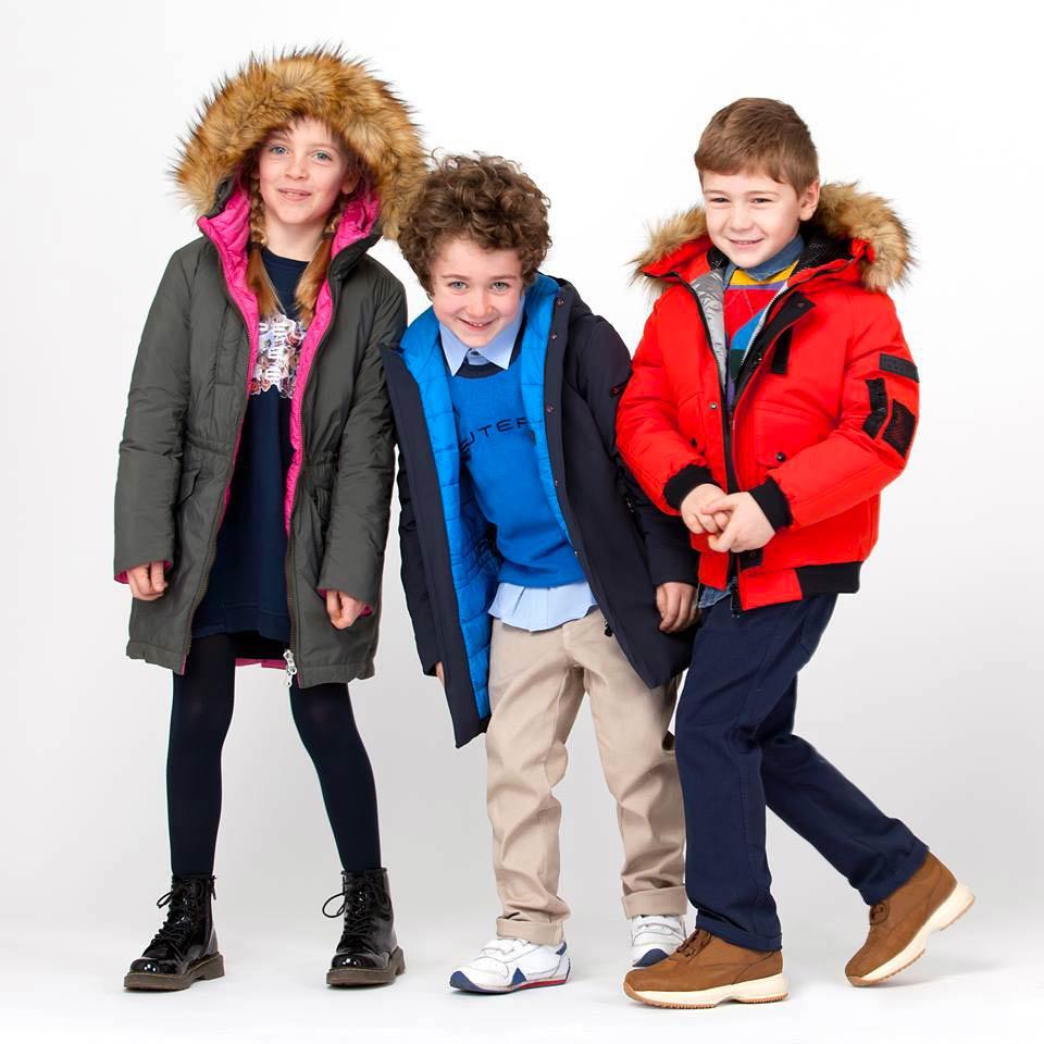 Peuterey Kids nuova collezione
