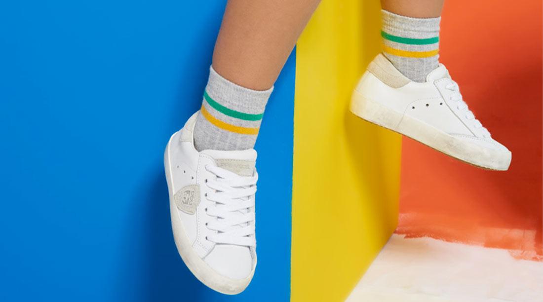 Philippe Model calzature per bambini