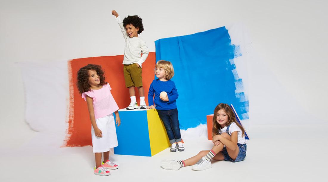 Philippe Model Scarpe Per Bambini