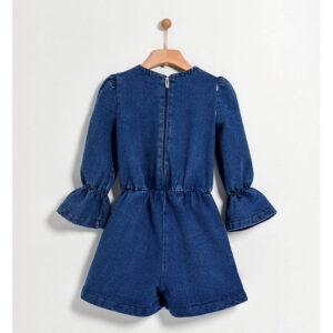 Yell Oh Abbigliamento Bambini Completo Con Shorts In Jeans
