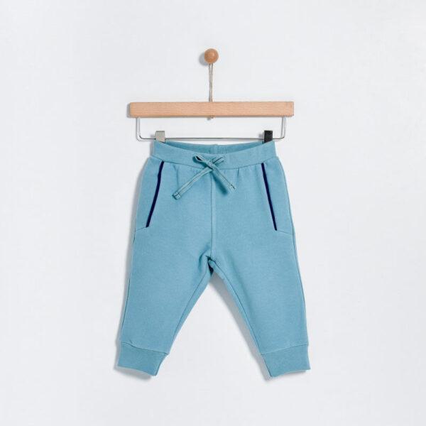 Yell Oh abbigliamento bambini pantaloni tuta verdi