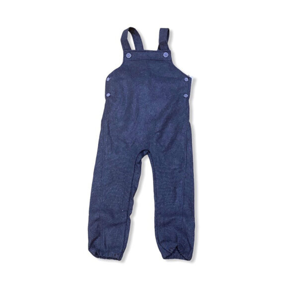 Yell Oh abbigliamento bambini salopette blu