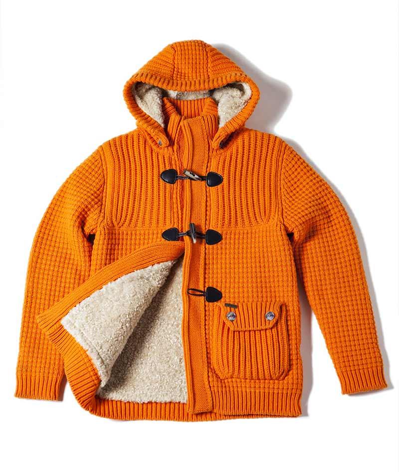 Bark abbigliamento cappotto con cappuccio